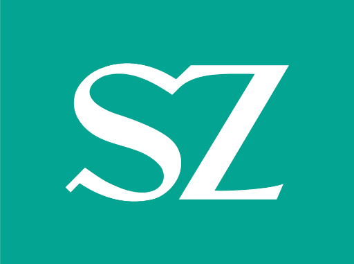 Logo der SZ (Süddeutsche Zeitung)