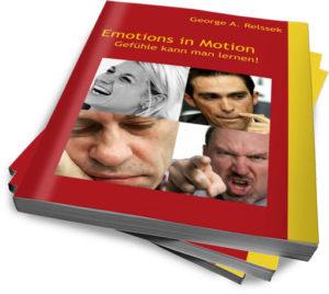 """Buchtitel """"Emotions"""" in Motion-Gefühle kann man lernen"""""""