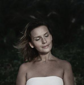 Bild einer Frau